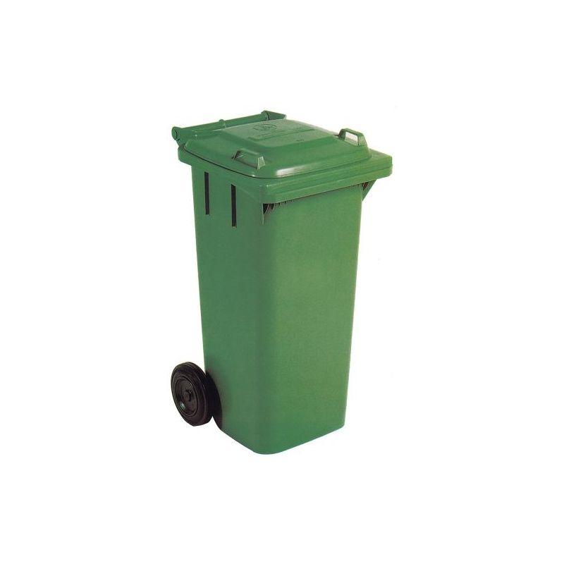 Cubos de basura 240l ruedas fijas - Cubos de basura ...
