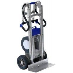 Carro plegable subescaleras 330kg (eléctrico)