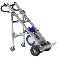 Sube escaleras--Carro subescaleras 330kg (eléctrico)
