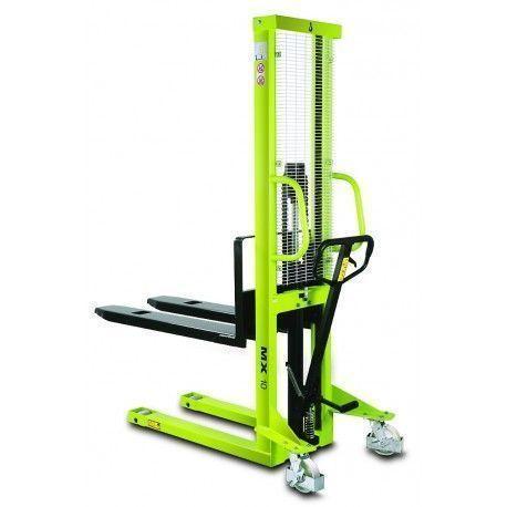 Apilador manual 1000 kg a 1500 mm