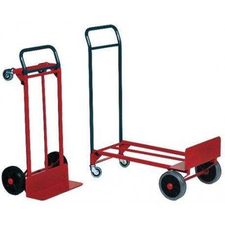 Carros manuales y eléctricos--Carro plataforma (2 posiciones)