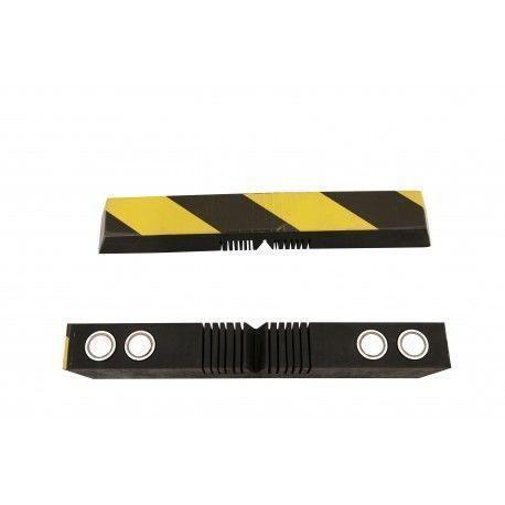 Protectores para carretilla--Protector carretilla bumper flexible