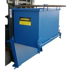 Hopper 500 Liter (Bottom Discharge)