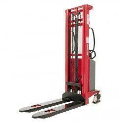 Apilador eléctricomanual 1000 kg a 3000 mm