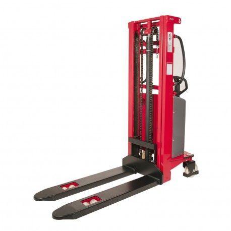 Apilador eléctricomanual 1500 kg a 2500 mm
