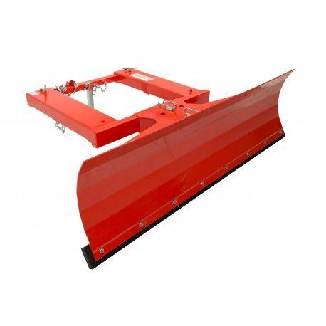 Barredoras y cepillos--Pala Quitanieve Ajustable 1800 mm ancho