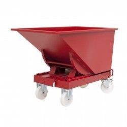 Tilting Container 300L (with wheels)