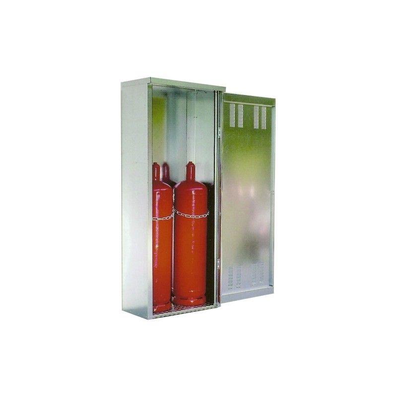 Caseta galvanizada para bidones caseta galvanizada para for Caseta chapa galvanizada