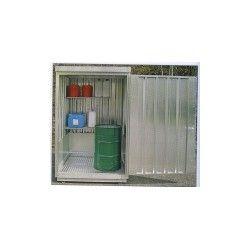Armarios--Caseta galvanizada 1.420 x 1.080