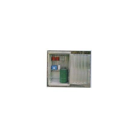 Caseta galvanizada 1.420 x 1.080