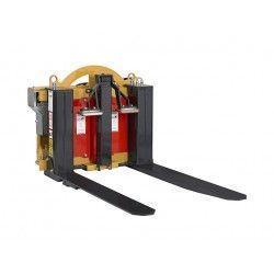 Implementos Especiales--Volteador de palets y Desplazador de FEM2