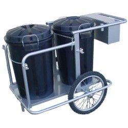 Sweeper Car 2 buckets