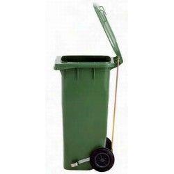 Cubo de basura con pedal 240L