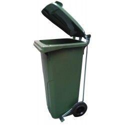 Cubo de basura 120L con pedal