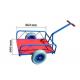 Carros manuales y eléctricos--Carro con tirador (rueda 400 mm)
