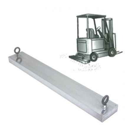 Barredoras y cepillos--Barredor magnético 915mm