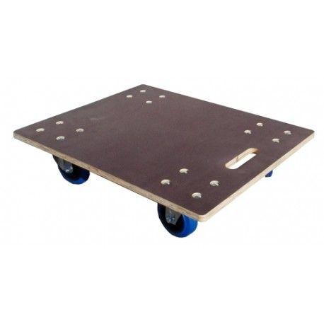 Plataformas Rodantes--Base con ruedas 600 x 480
