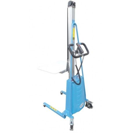 Apilador eléctrico 200 kg a 2.000 mm