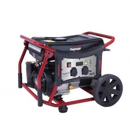 Generador 2.4kw a 2.9kw