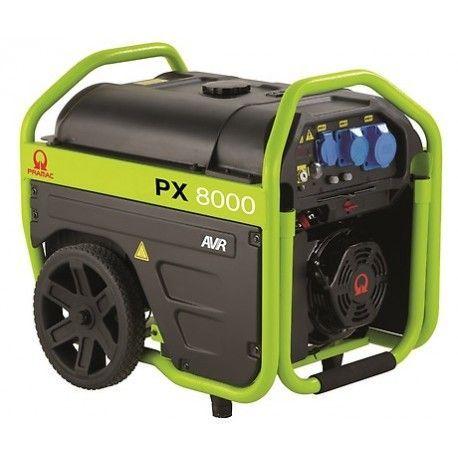 Generador 4.5 kw a 5.4 kw AVR