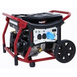 Grupos electrógenos portátiles--Generador 5.8 kw a 6.5 kw (monofásico)