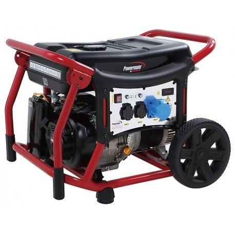 Generador 5.3Kw a 5.8Kw (monofásico)