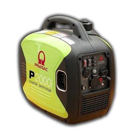 Grupos electrógenos portátiles--Generador 1.6kw a 2.0 kw INVERTER (yamaha)