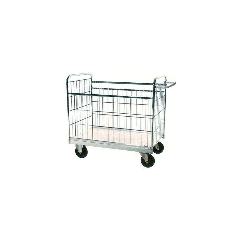 Carro de transporte zincado - Carro de transporte ...