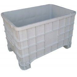 Contenedores y cestones--Contenedor de plástico pequeño 300kg