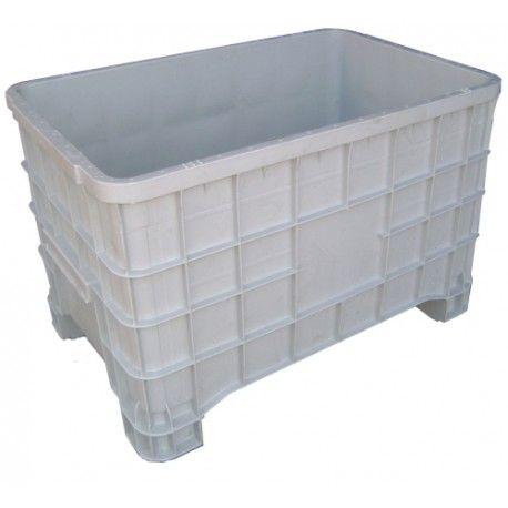 Contenedores y cestones--Contenedor de plástico pequeño