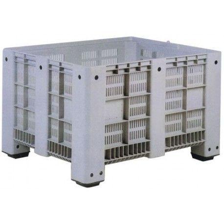 Contenedores y cestones--Contenedor de plástico enredado 610L