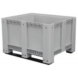 Battery Container with Skate