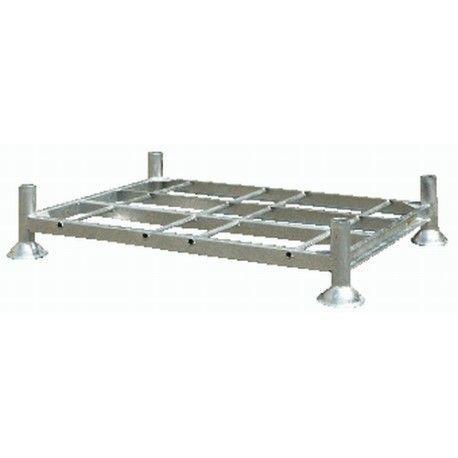 Contenedores y cestones--Base estantería para palet