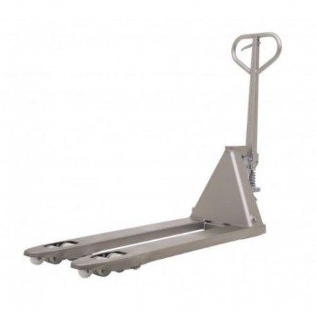Transpaletas inox y galvanizadas--Transpaleta 1150x520mm (Inox)