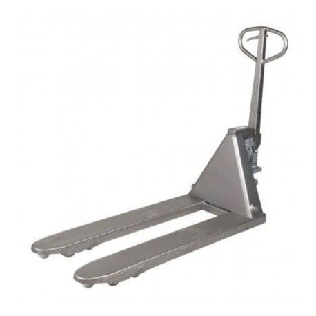 Transpaletas inox y galvanizadas--Transpaleta 1130x520mm (Inox)