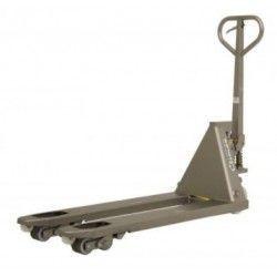 Transpaletas inox y galvanizadas--Transpaleta 1130x520mm (100% Inox)