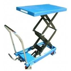 Manual lifting table 350kg to 1300mm
