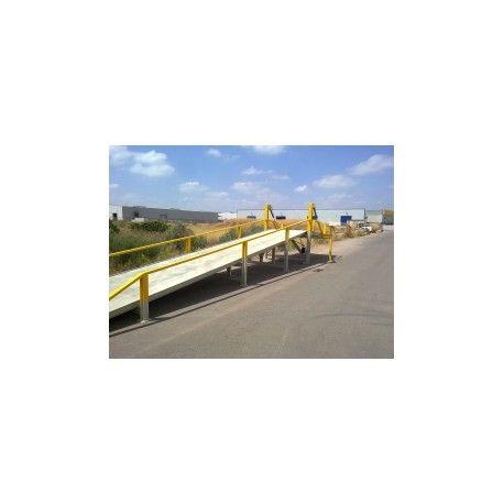 Rampas de carga--Rampa de carga 12m Estándar