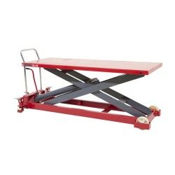 Lifting table 1000 Kg to 1360 mm