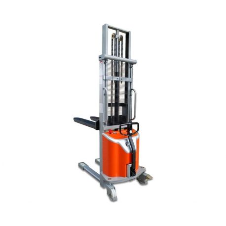 Apiladores Semi-eléctricos--Apilador 1000kg a 3300mm