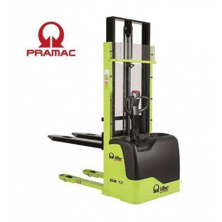 Apilador compacto 1200 kg a 3410 mm