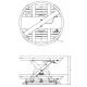 Mesas Especiales--Mesa posicionadora 2.000kg