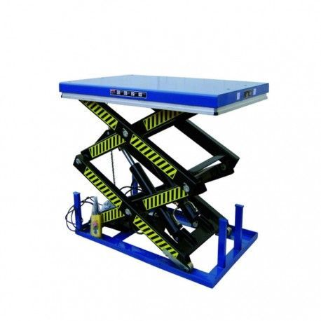 Mesas Eléctricas--Mesa elevadora 3000 kg a 3500 mm