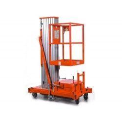 Plataformas--Plataforma Elevadora 8m-125kg