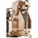 Transpaletas inox y galvanizadas--Transpaleta 1150x525 Inoxidable 304