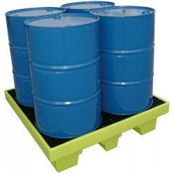 4 Drum Polyethylene Bucket