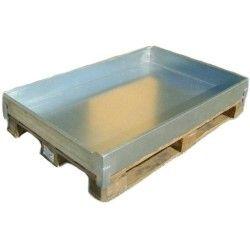 Cubetas de polietileno & metálicas --Cubeta para palet