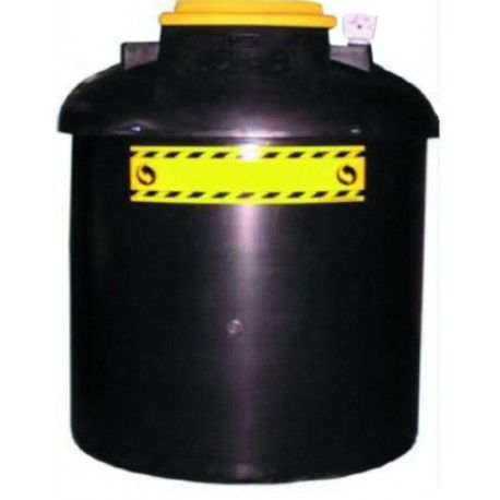 Tanque aceite usado 500 lts