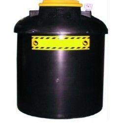 Cubetas de polietileno & metálicas --Tanque aceite usado 1.200L