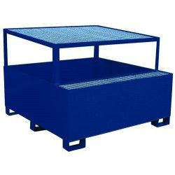 Tray with Support 1.000L